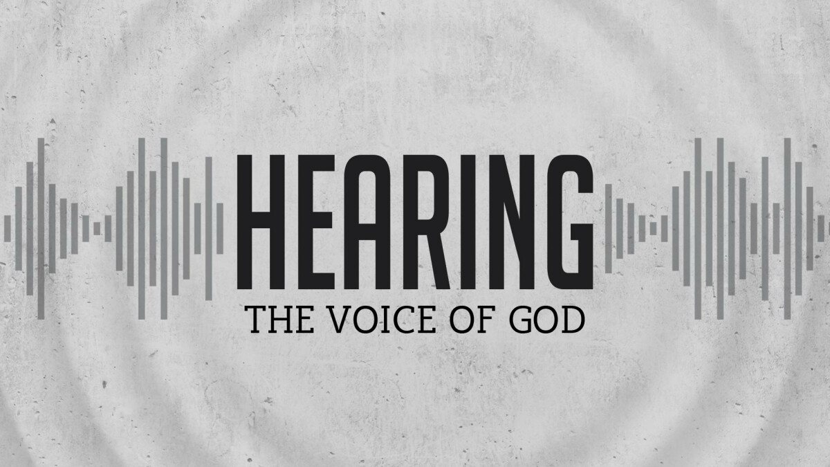 Young Adults: Hearing the Voice of God