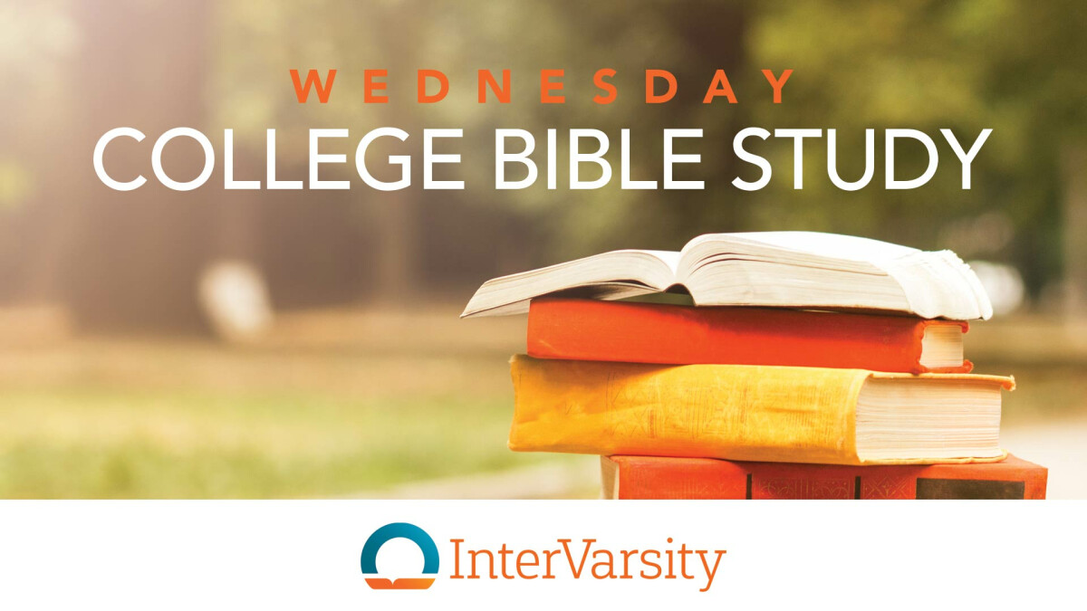 Young Adults: Wednesday College Bible Study