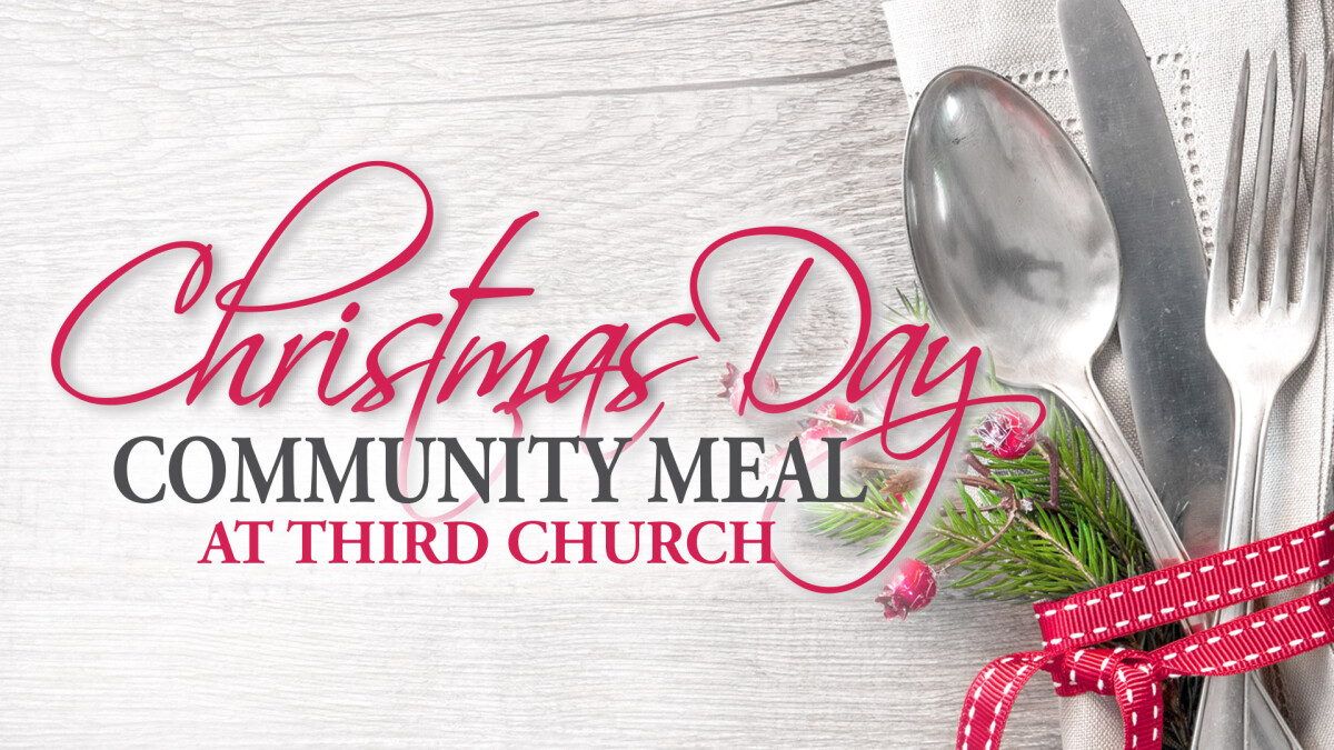 Christmas Day Community Meal